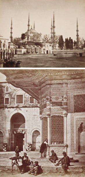 Turquie, c. 1860-1880.