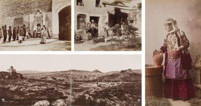 Turquie. Grèce. c. 1870.
