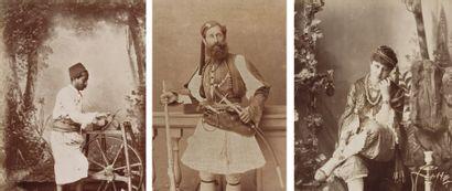 Turquie, c. 1870.