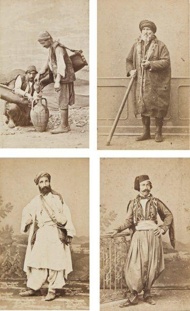 Turquie et divers, c. 1860-1880.