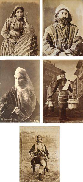 Turquie, c. 1870-1880.