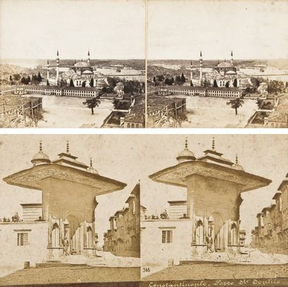 Turquie. c. 1900.