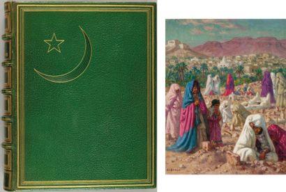 DINET (Etienne) - BEN BRAHIM (Sliman). La Vie de Mohammed prophète d'Allah. Paris,...