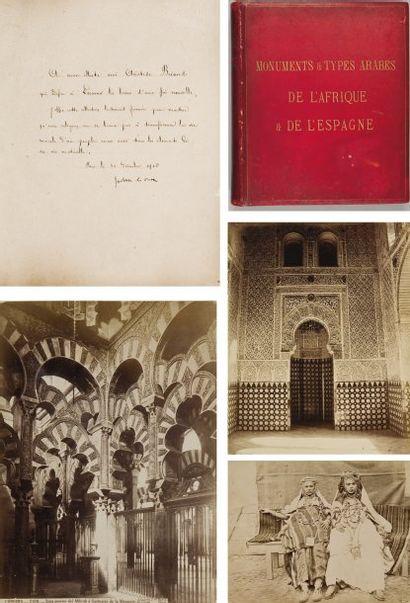 PHOTOGRAPHIES LE BON (Gustave).