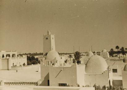 L'OEUVRE FRANCAISE AU SAHARA. Album de 134...