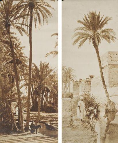 Maroc, c. 1910.