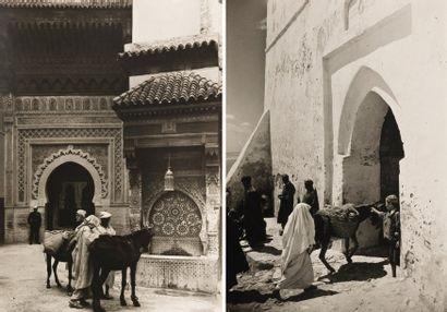Maroc, c. 1950.
