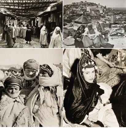 Bernard Rouget (1914-1987) Maroc, c. 1955.