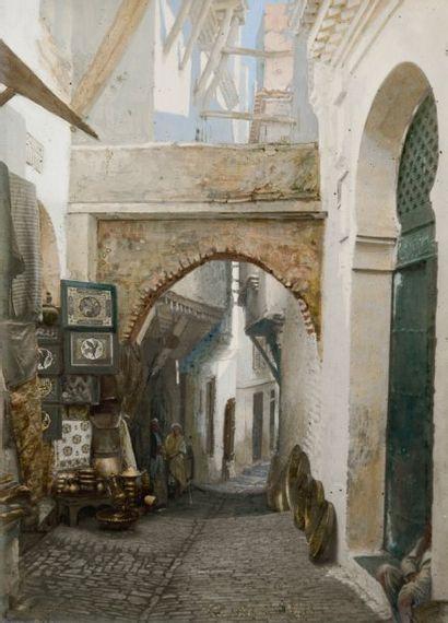 Algérie, c. 1870.