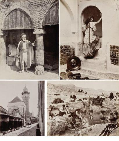 Tunisie. Algérie. c. 1870.