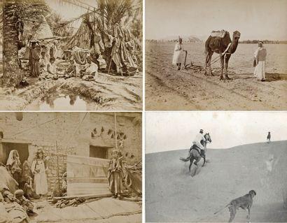Neurdein Frères Algérie, c. 1870.