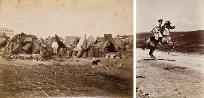 Algérie. Tunisie. c. 1870-1880.