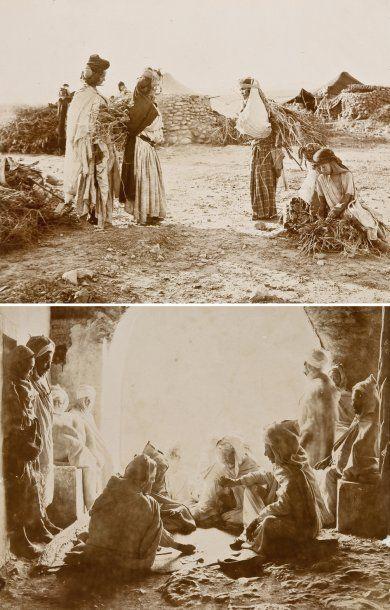 Emile Fréchon (1848-1921) Algérie, c. 1905.