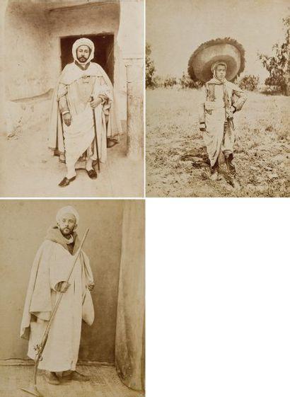 Tunisie, c. 1880.