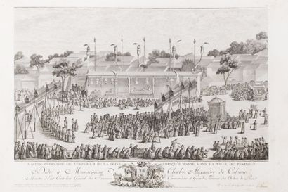 Isidore-Stanislas Helman (1743-1806) «Batailles...