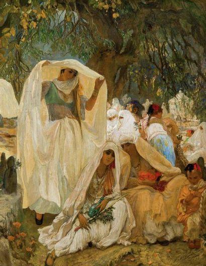 Frederic Arthur BRIDGMAN (1847-1928)