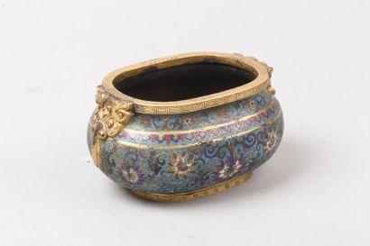 Chine, XXe siècle Brûle-parfum reprenant...
