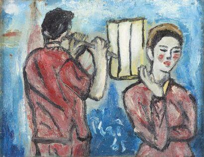 Bui Xuàn Phai (1920-1988), école vietnamienne,...