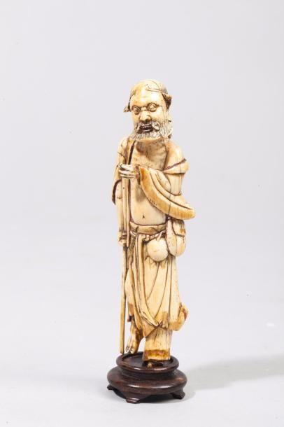 Chine, période Ming (1368-1644) Petit sujet...