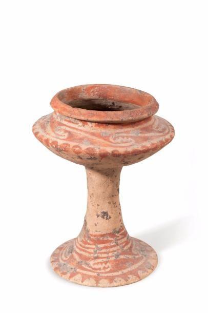 Ban Chang. Siam, période néolithique. Coupe...