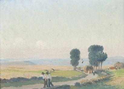 Moisson et environs Yssingeaux Ensemble de...