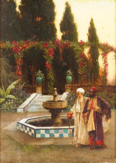 Rudolf ERNST (1854-1932)