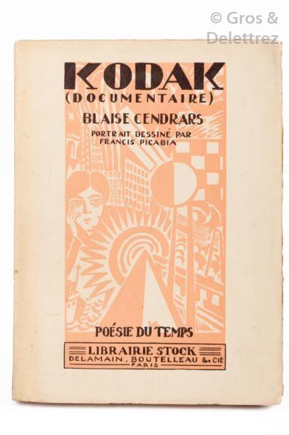 Blaise CENDRARS.