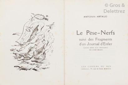 [André MASSON] Antonin ARTAUD.