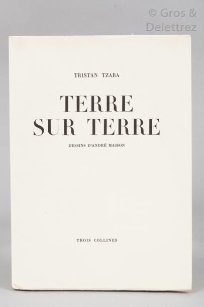 Tristan TZARA.