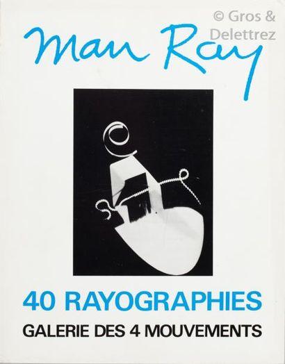 MAN RAY.