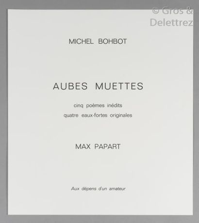 MAX PAPART (1911-1994)  Michel BOHBOT.