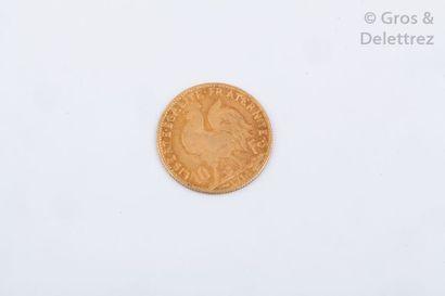 Une pièce de 10 Francs. (1914 Marianne)....