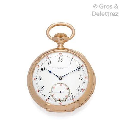 PATEK PHILIPPE & Cie - Répétition Minutes...