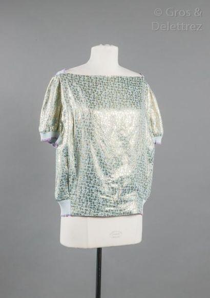 Louis VUITTON par Marc Jacobs - Richard Prince Edition - Collection prêt-à-porter Printemps/Eté 2008