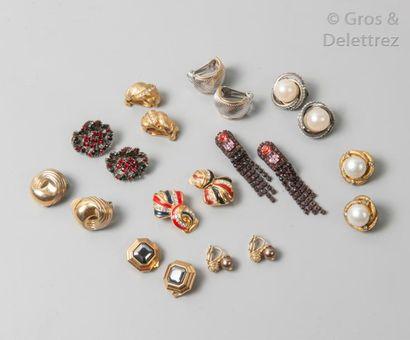FURLA made in Italy fait main, bijoux CASSIO, VOGUE BIJOUX, GROSSE, LANVIN, Anonyme