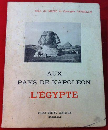 Jean de METZ et Georges LEGRAIN . Au pays...