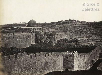 James Robertson (1813-1888) Jérusalem, c....