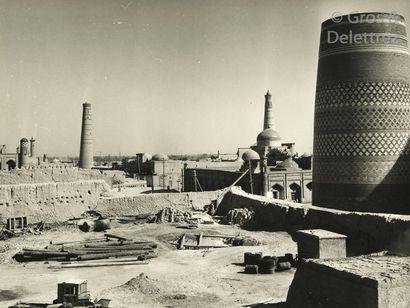 Photographe amateur Ouzbékistan, c. 1940-1950....