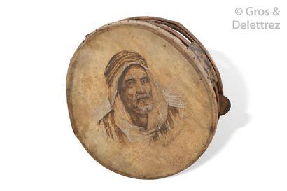 MULLER (Début XXème siècle) Caïd Algérien...