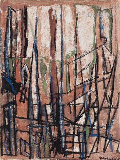 Jilali GHARBAOUI (1930-1971) Composition...