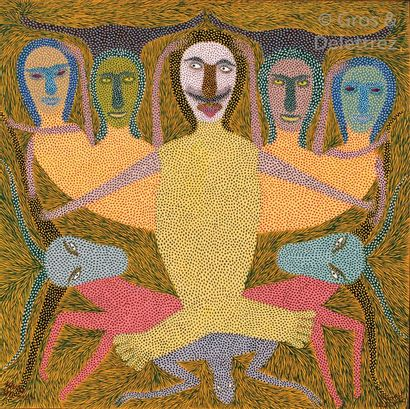 Abdelmalik BERHISS (Né en 1971) Composition...