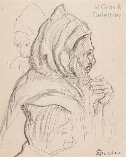 André SURÉDA (1872-1930) Lecture du Livre...