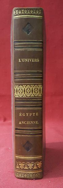 CHAMPOLLION-FIGEAC. Egypte ancienne. Paris,...
