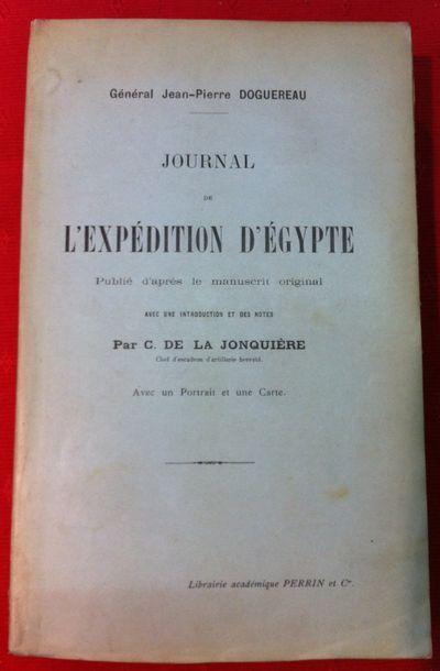 Général Jean-Pierre DOGUEREAU. Journal de...