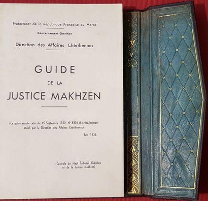 [DROIT] Guide de la Justice Makhzen. Sl.,...