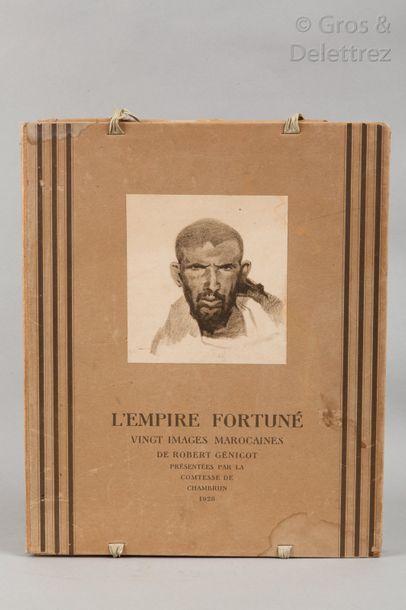 Robert GENICOT. L'Empire fortuné. Vingt images...