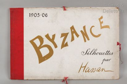 HASSAN. Byzance. Silhouettes. 1905-1906....
