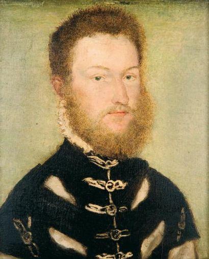 Attribué à Corneille de la HAYE dit Corneille de LYON (1500/1510 - 1575)