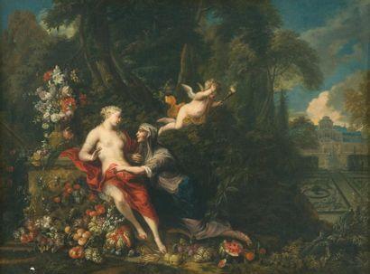 Attribué à Jan Pauwel GILLEMANS (1618 - 1675)