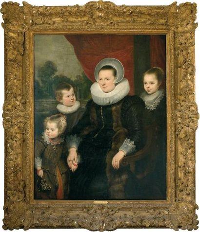 Cornelis de VOS (vers 1584 - 1651)